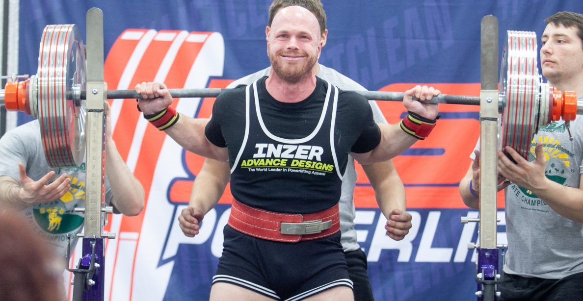 USA Powerlifting New Hampshire – New Hampshire's Choice for